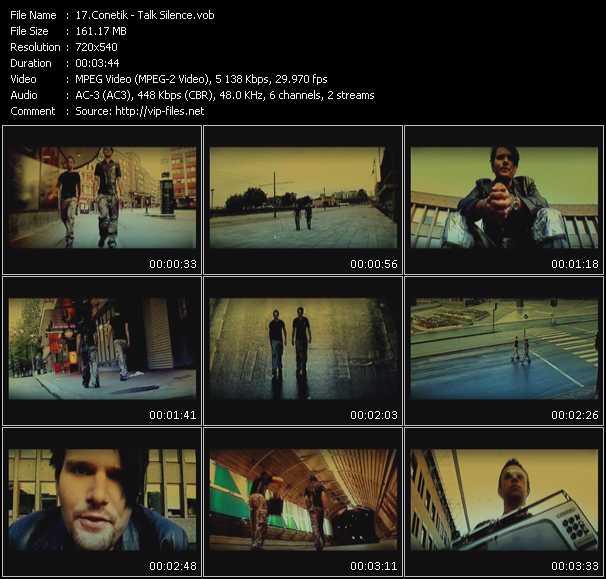 Conetik video screenshot