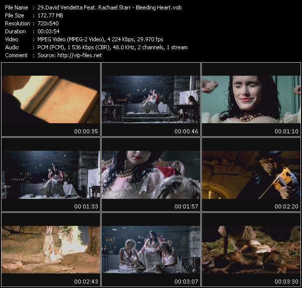 David Vendetta Feat. Rachael Starr video screenshot