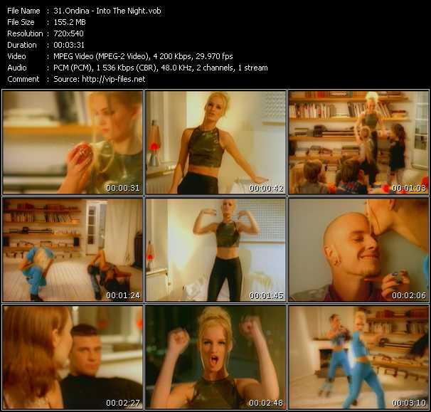 Ondina video screenshot
