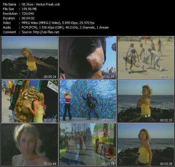 Skye video screenshot