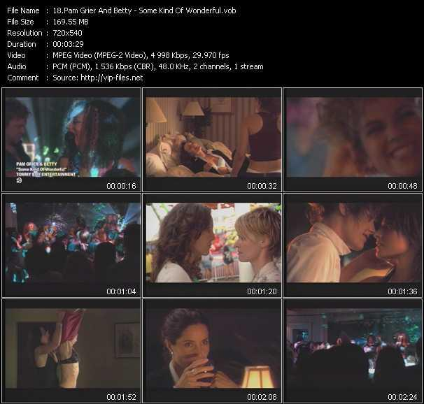 Pam Grier And Betty video screenshot