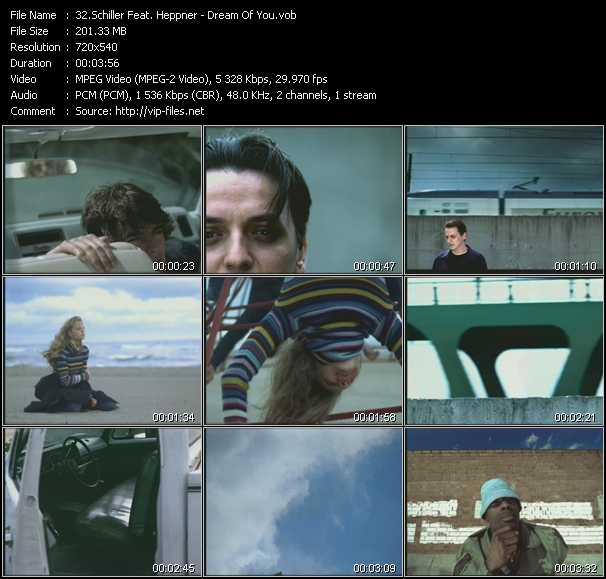 Schiller Feat. Heppner video screenshot