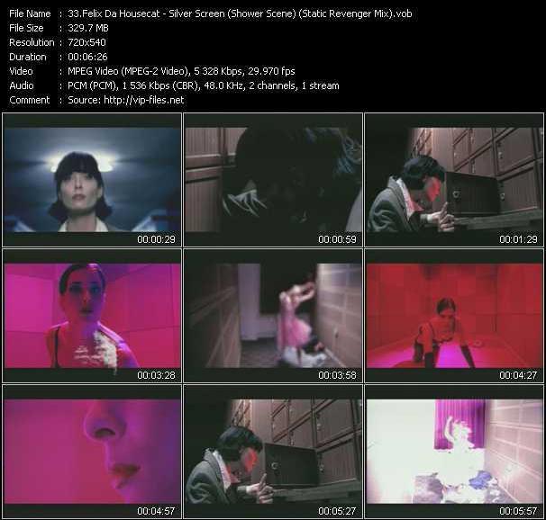 Felix Da Housecat video screenshot