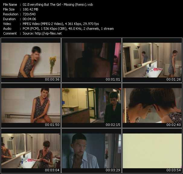 Everything But The Girl video screenshot