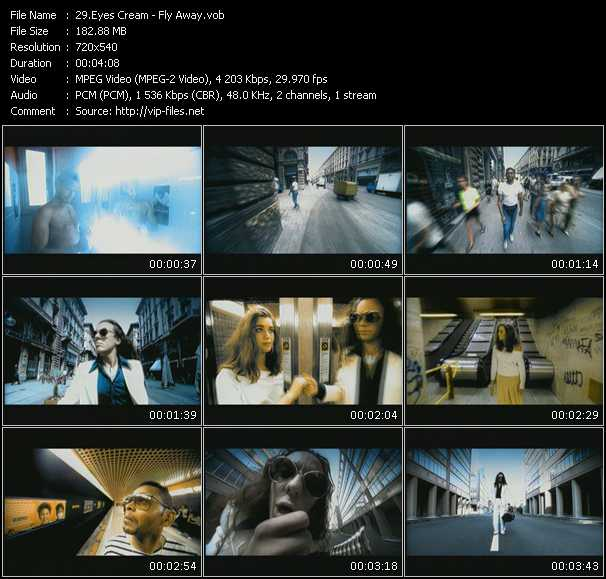 Eyes Cream video screenshot