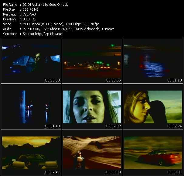 Dj Alpha video screenshot