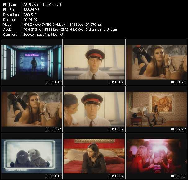 Sharam video screenshot