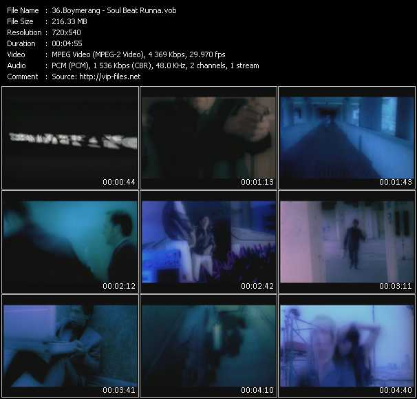 Boymerang video screenshot
