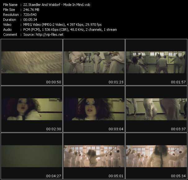 Staedler And Waldorf video screenshot
