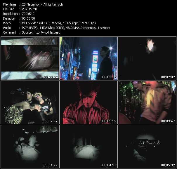 Naommon video screenshot