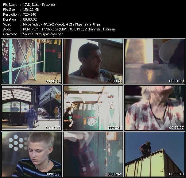 Dj Dara video screenshot