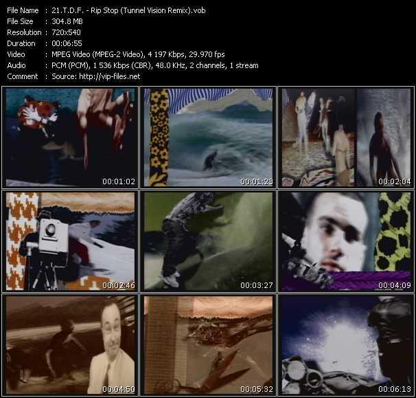 T.D.F. video screenshot