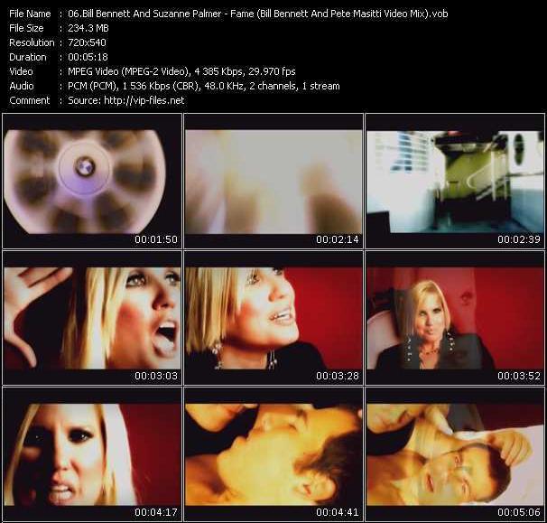 Bill Bennett And Suzanne Palmer video screenshot