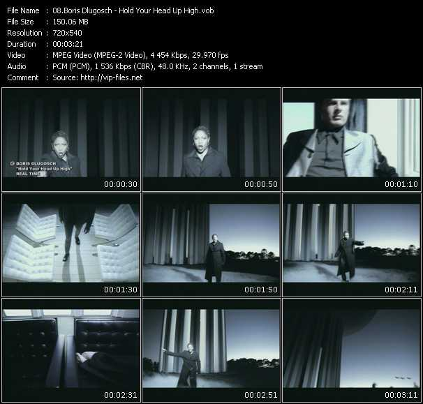 Boris Dlugosch Presents Boom! video screenshot