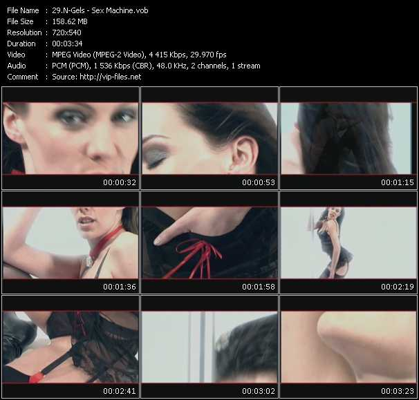 N-Gels video screenshot