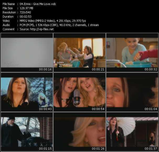 Ennis video screenshot