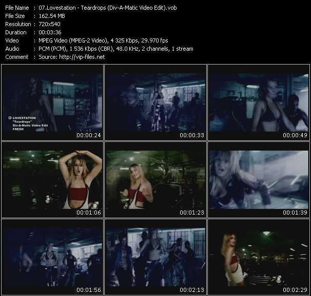 Lovestation video screenshot