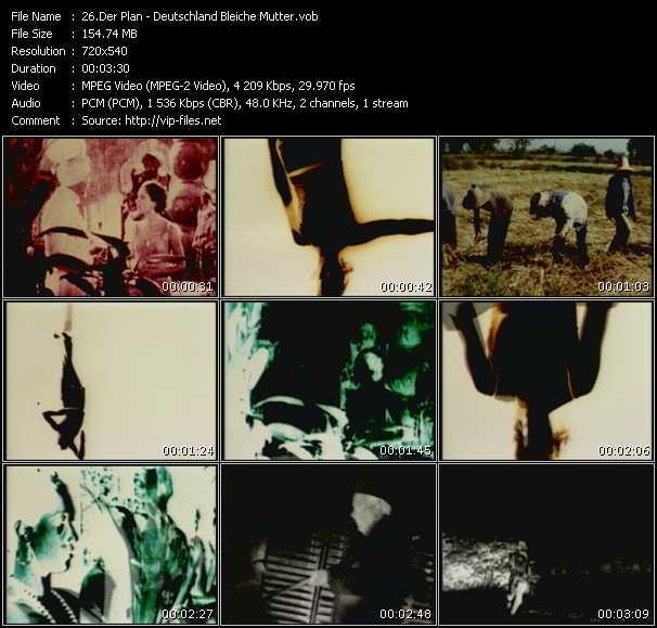 Der Plan video screenshot