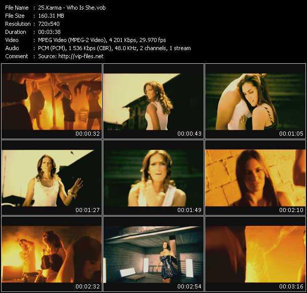 Karma video screenshot