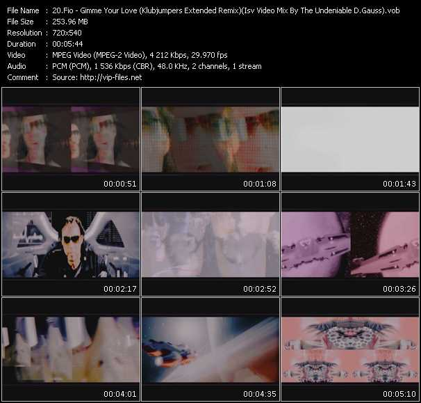 Fio video screenshot