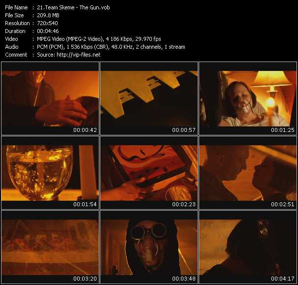 Team Skeme video screenshot