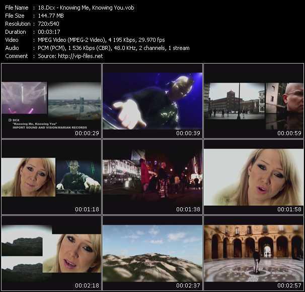 Dcx video screenshot