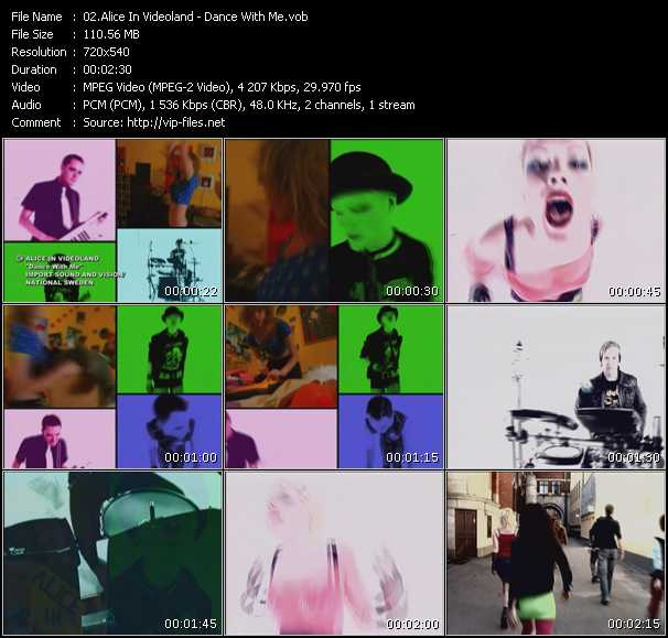 Alice In Videoland video screenshot