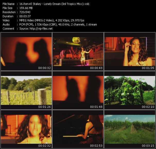 Renee Stakey video screenshot