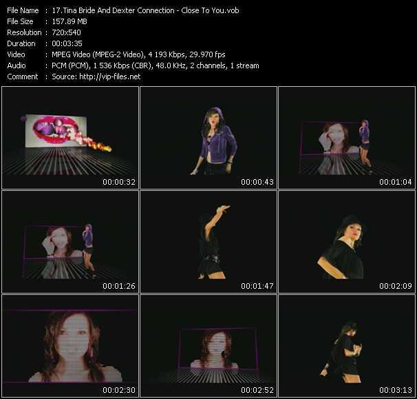Tina Bride And Dexter Connection video screenshot