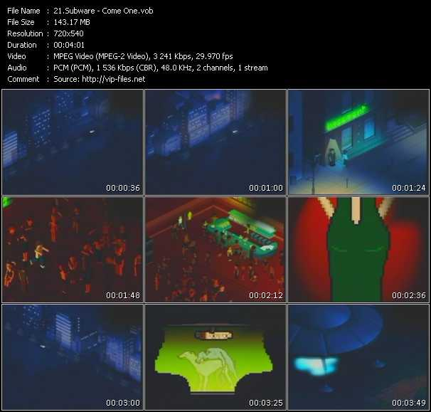Subware video screenshot