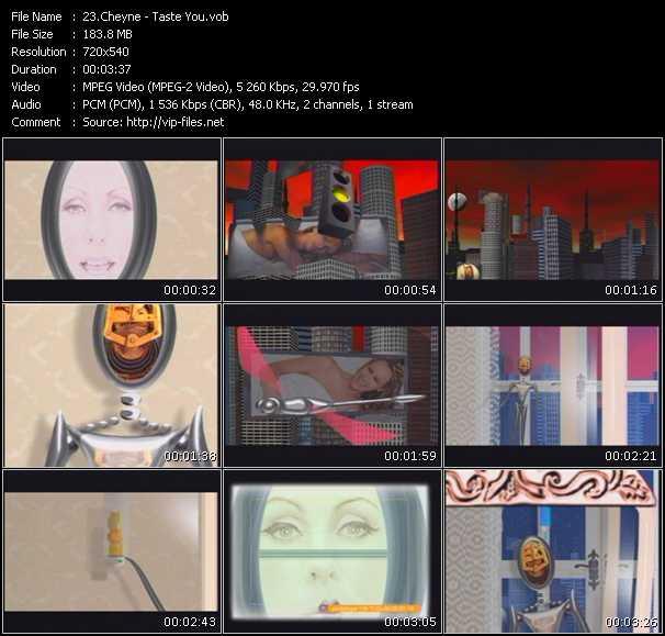 Cheyne video screenshot