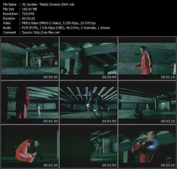 Jaydee video screenshot