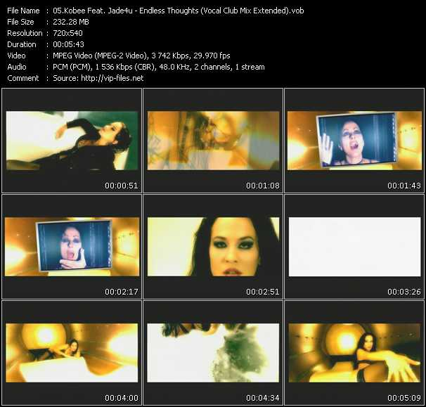 Kobee Feat. Jade 4 U video screenshot
