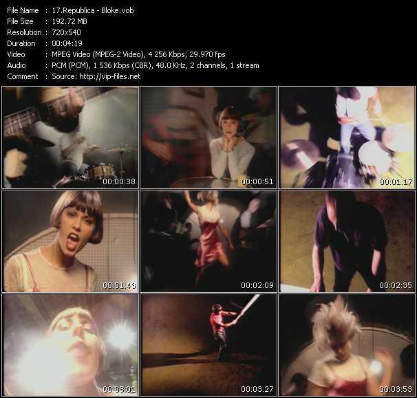 Republica video screenshot