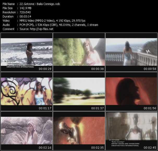 Gotzone video screenshot