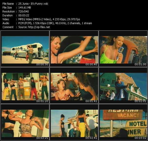 Junia video screenshot