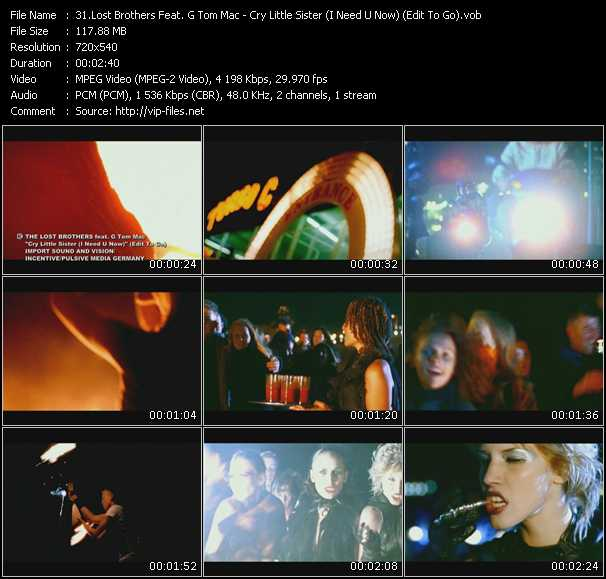 Lost Brothers Feat. G Tom Mac video screenshot