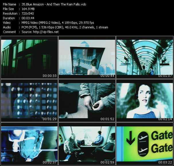 Blue Amazon video screenshot