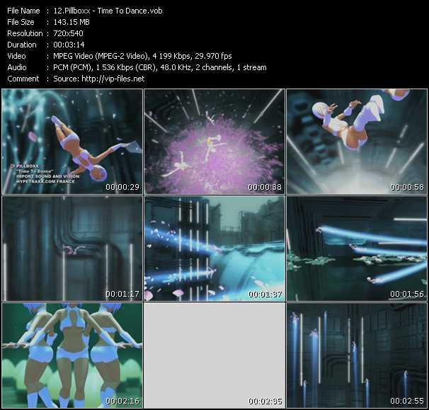 Pillboxx video screenshot