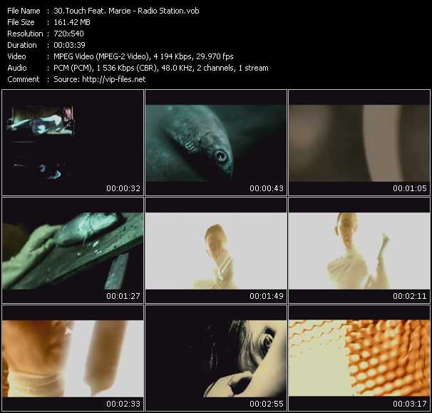 Touch Feat. Marcie video screenshot