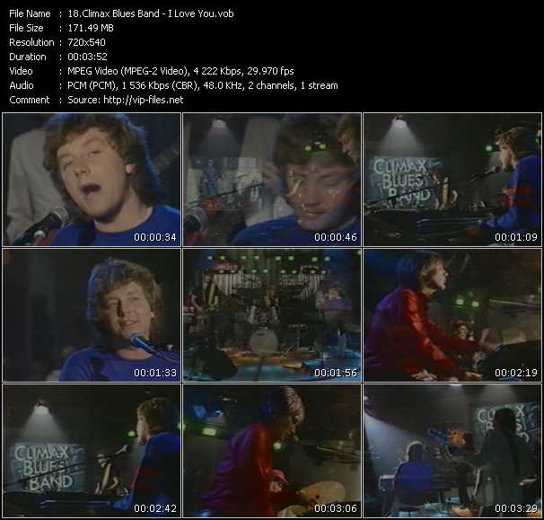 Climax Blues Band video screenshot