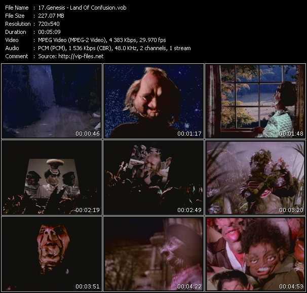 Genesis video screenshot