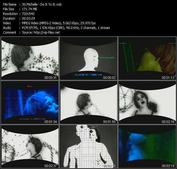 Michelle video screenshot
