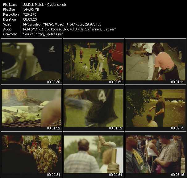 Dub Pistols video screenshot