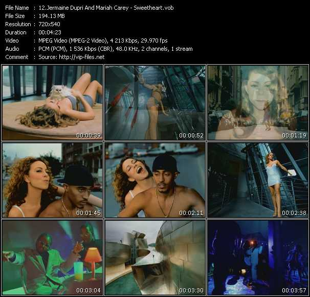 video Sweetheart screen