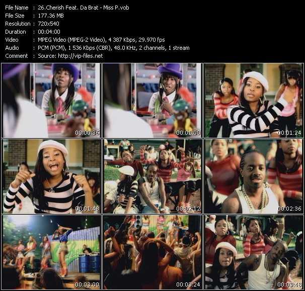 Cherish Feat. Da Brat video screenshot
