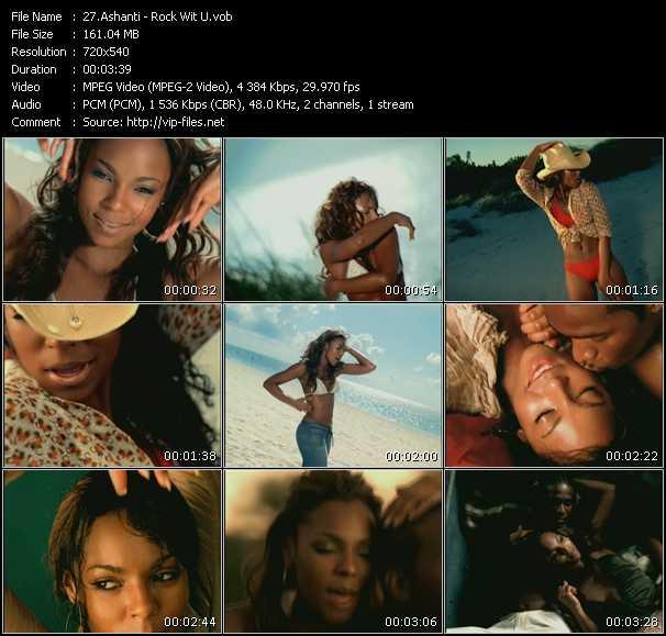 Ashanti video screenshot