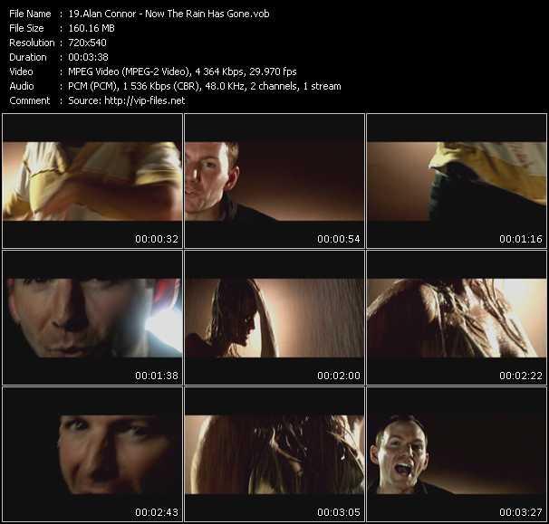 Alan Connor video screenshot