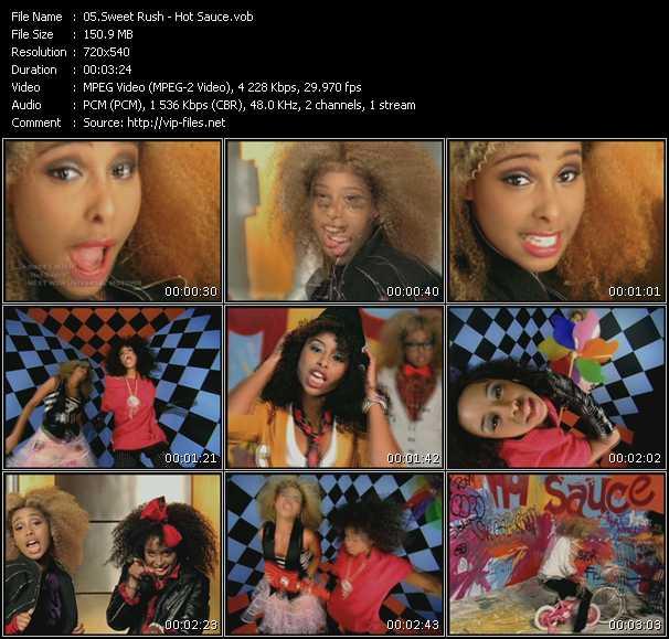 Sweet Rush video screenshot