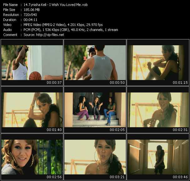 Tynisha Keli video screenshot